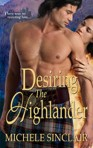 Desiring the Highlander_cover