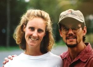 Circa 2000 - the unfortunate goatee